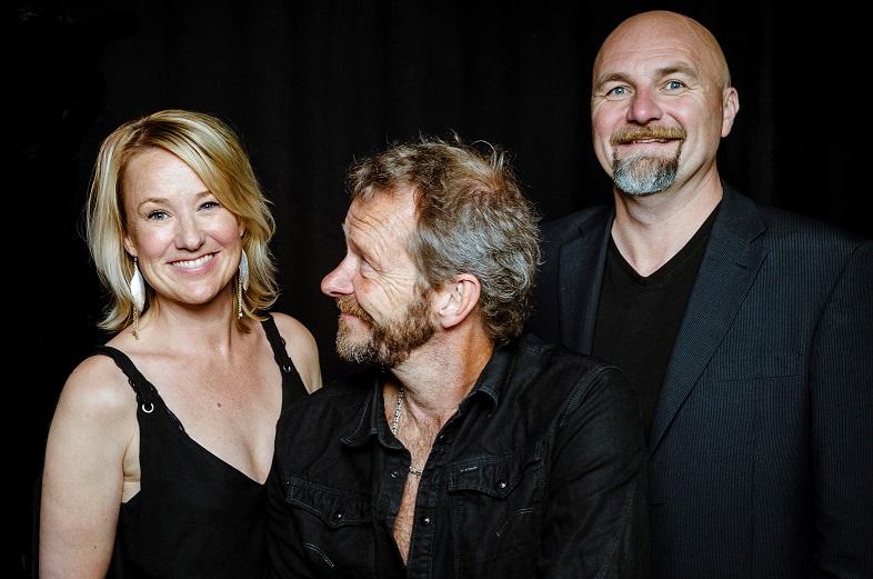 Bengan Jansson band på scen i Norrtälje