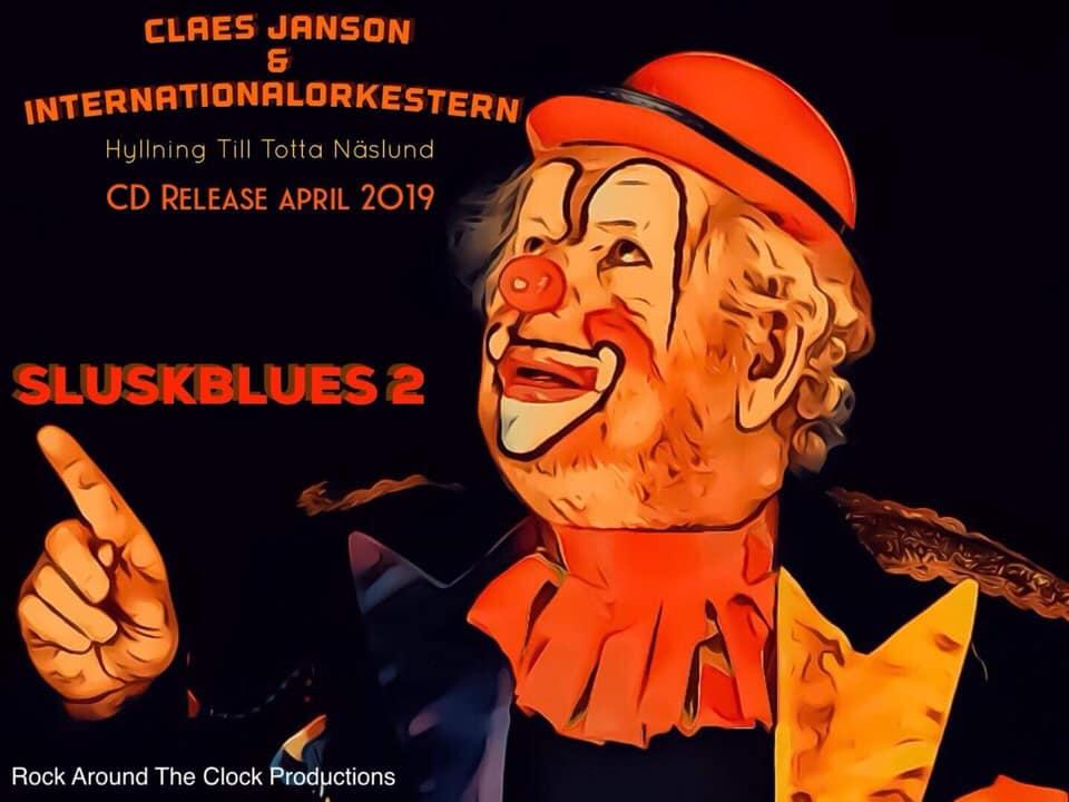 Claes Janson & Internationalorkestern